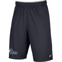 Mountainside Youth Basketball 34: Adult-Size - Nike Team Fly Athletic Shorts - Anthracite Gray