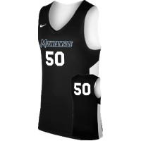 Mountainside Youth Basketball 37: Adult Size - SPARE Nike Reversible Tank - Black